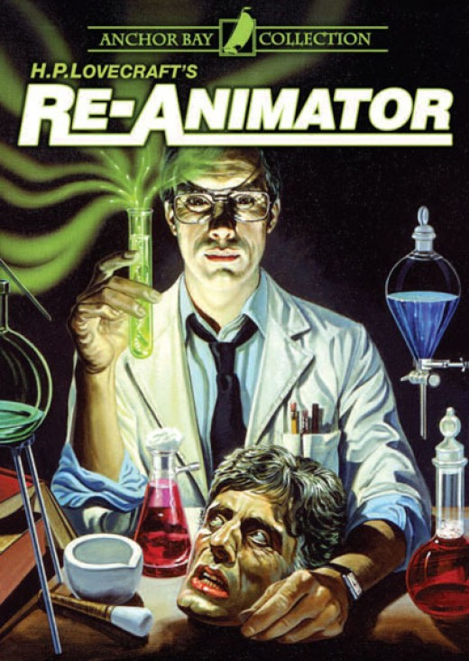 Re-Animator film review.