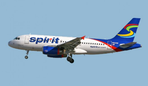 Deep Discount Air Carrier Spirit Airlines