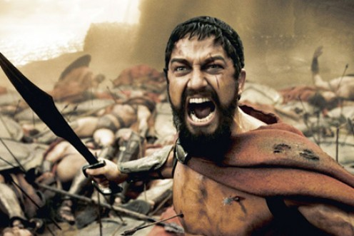 For Sparta!!!!