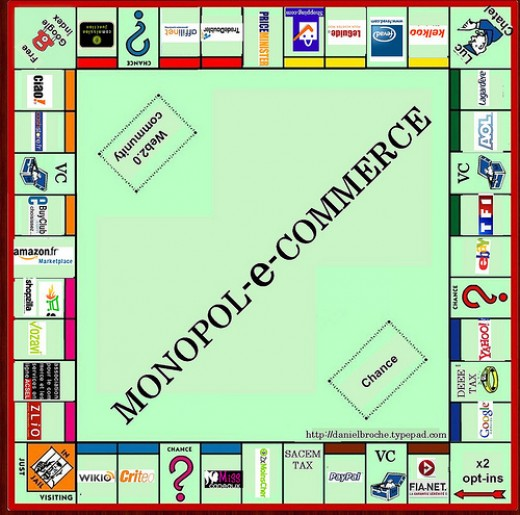 The new Monopoly for the 21st Century.
