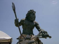 God and money -- Success, Joshua 1