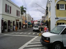 Main Street, St. Thomas