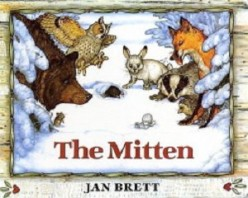 the mitten lesson plan