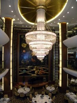 Opus 3-level Dining Room