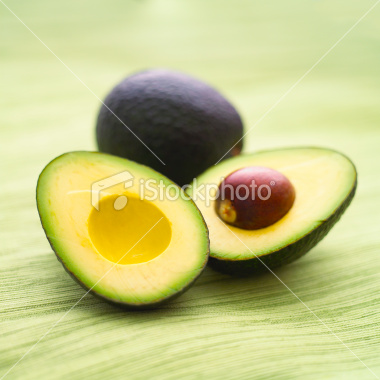 Though grown in Mexico and California, avocados are healthy and a tasty base for a summer cool salad.