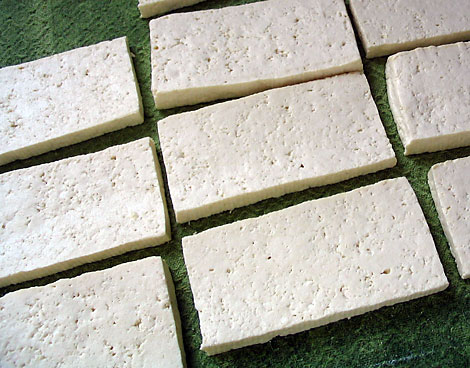 Tofu comes in a huge variety of forms today. One good hint is to shop in the Chinese section of the city for the best bet for the genuine basic article.