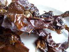 Dulse and other seaweeds like nori and others can add a lot of flavor and are also good for trace minerals. Get the powdered variety and if you can;t, dry it thoroughly and then crumble it. Dulse is readily available on the east coast in the Maritime