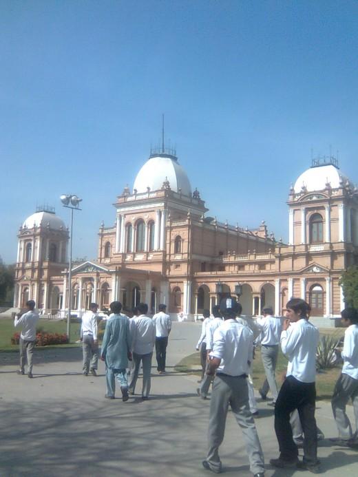 "Noor-Mehal built by ""Nawab Sadiq"" for his wife ""Noor Bano"" (Picture by: Maaz)"