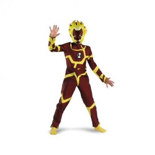 Ben 10 Heastblast Costume
