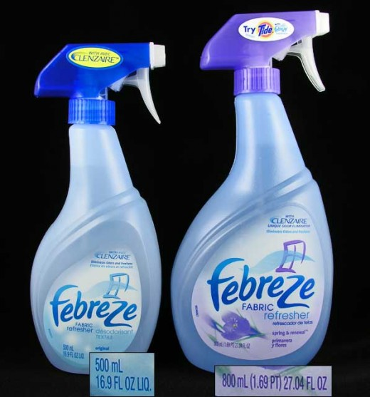Febreze coupons help you save money on Febreze air freshners