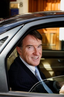 Peter Mandelson - the prince of darkness