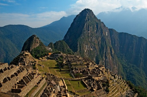 Machu Picchu. Photo by szeke (flickr)