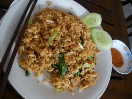 Fried rice http://aliciaks.blogspot.com/