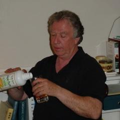 """I enjoy drinking Aloe Vera Juice anytime"""