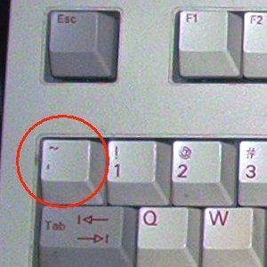 Key to type new Rupee Symbol
