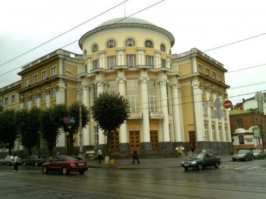 Theater Kotsubinskovo