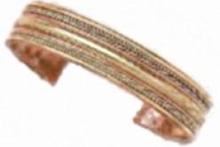 Wearing a copper bracelet stops my leg cramps.