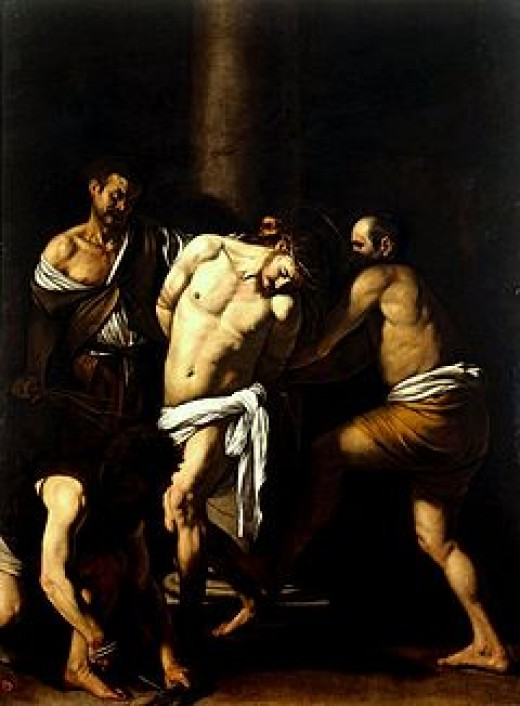 The Flagellation of Christ (1607)