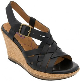 Do yourself a favor and try on these Clarks Indigo Plover wedge sandals. There is no substitute for happy feet.