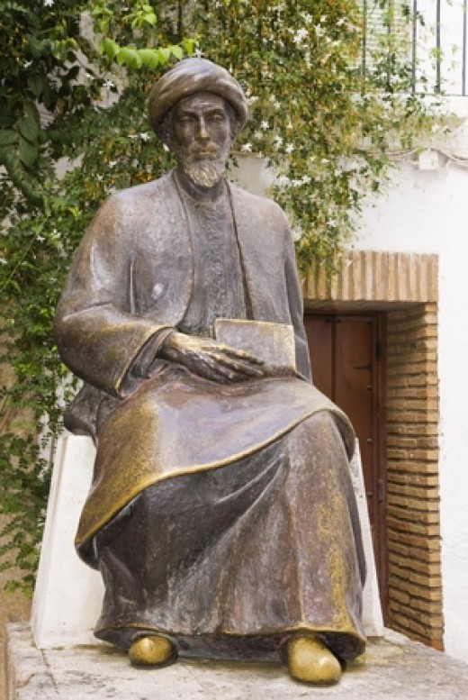 A statue was made of Moses Maimonides as he was an essential thinker and commentator of the 12th century that impacts us to this day.