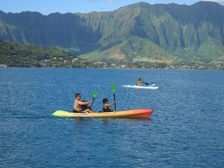 Kayaking in Hawaii