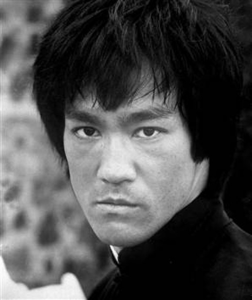 Bruce Lee - a man of no equal