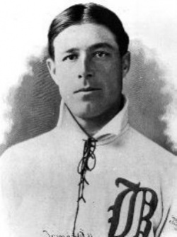 Collins joined the Boston Red Sox in 1901 as a player and a manager.