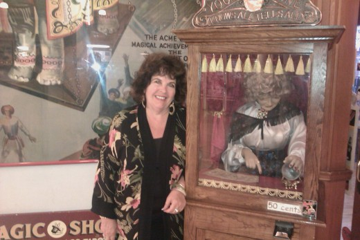 Sheila Lyon Co-Owner of Market Magic and Novelty