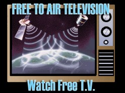 Free to Air Television and Free T.V.