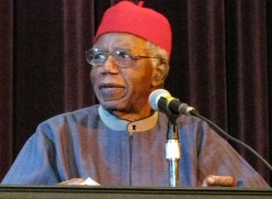Concerning Chinua Achebe on Heart of Darkness