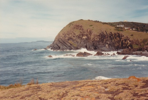 Crescent Head, N.S.W. Australia 1982