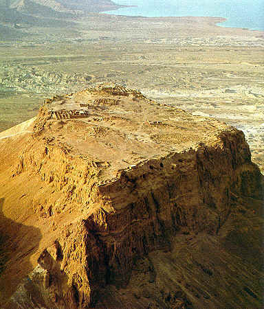 Fortress at Masada