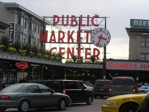 Seattle, Washington. Copyright Tia D. Peterson. May not be re-used without permission.