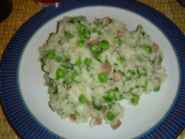 Green Peas Pulao Recipe - Ingredients and Method of Preparation of Green Peas Rice