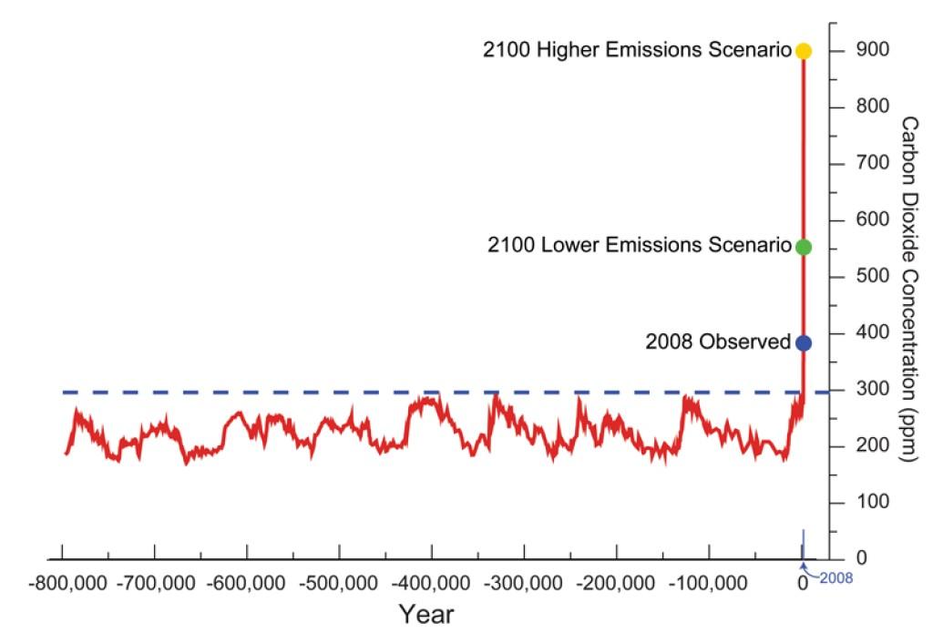 Bush wont regulate carbon dioxide