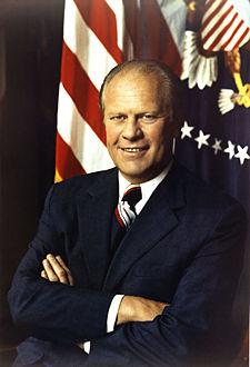 President Gerald R. Ford Jr.