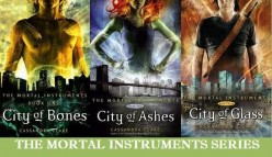 The Mortal Instruments Books by Cassandra Clare