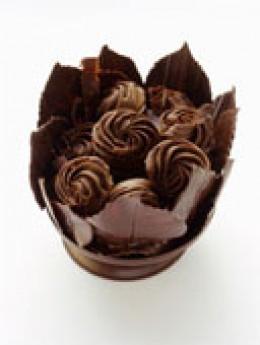 Dark chocolate has more flavanol than milk chocolate.