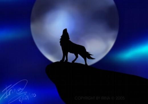 Howling by ~Nakuru-Nebelung (DeviantART)