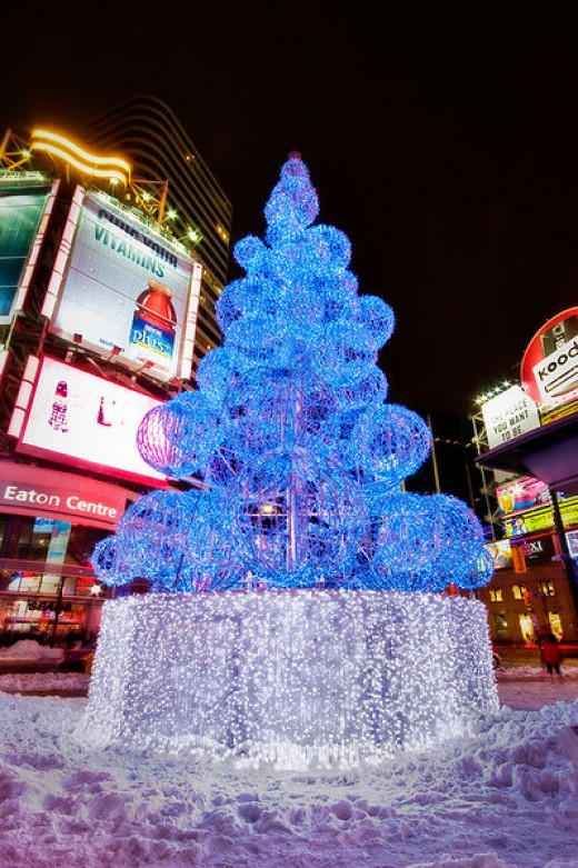 related images. Awesome outdoor Christmas decorations