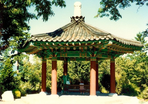 The Korean Pavilion