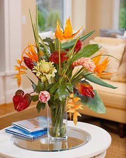 Floral Arrangements Are an Earth Friendly Present