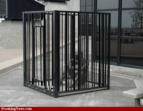 Caged Hope?