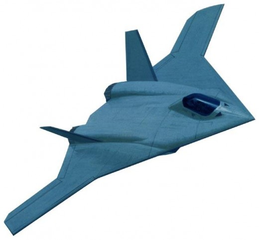 The Next X-Fighter Jet