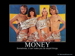Abba - Money Money Money - Still A Rich Mans World?