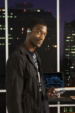 Leverage's Hardison :: played by Aldis Hodge