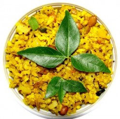 How To make a Delicious Poha in Breakfast?