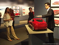 Car designer education: Universities and Design art Colleges