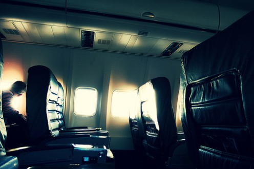 A window seat is the perfect place to snooze. Photo by tylerdurden1 (flickr)
