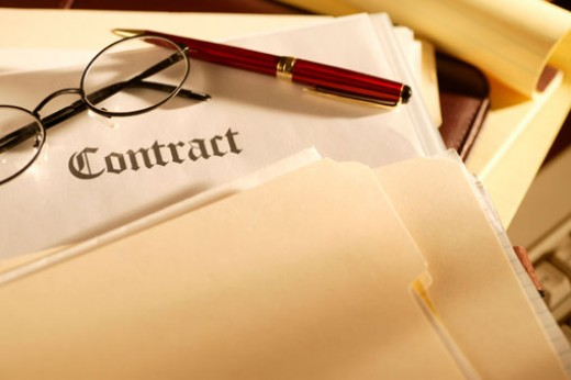 Insist on a contract articulating the details of your assignment...
